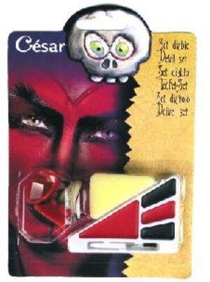 Schminkset Teufel