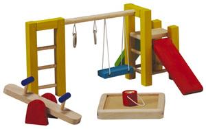 PlanToys Spielplatz PlanToys;7153