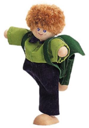 PlanToys Puppe Junge PlanToys;7404