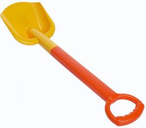 Gowi Sand-u.Schneeschaufel, 68 cm mit Griff, Kunststoff 71210622