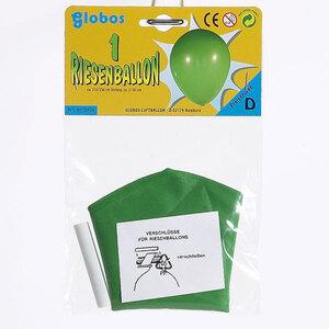 Globos Riesenballon Umfang 210 cm ø 65 cm, mit Verschluss, im SB-Beutel 86340511