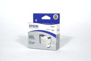 EPSON Epson Ink, light black EPT580700