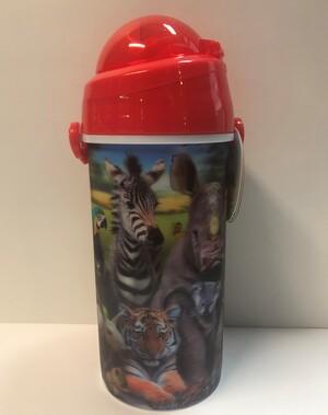 3D LiveLife 3D LiveLife 3D Trinkflasche Class Photo 82001459