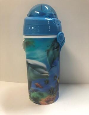 3D LiveLife 3D LiveLife 3D Trinkflasche Caribbean Smil 82002005