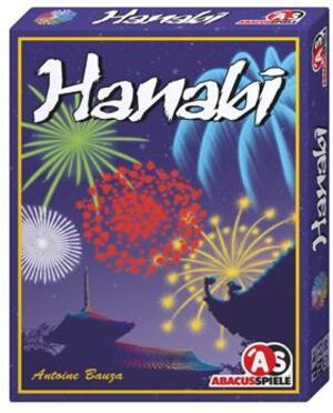 ABACUSSPIELE Hanabi im Display (d) 8122