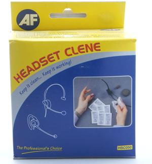 AF AF Headset Clene AFHSC050