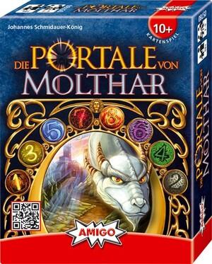 AMIGO Die Portale von Molthar (d) 5780