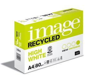Antalis Recycled Kopierpapier 5x 500 Blatt, A4, 80g/m²