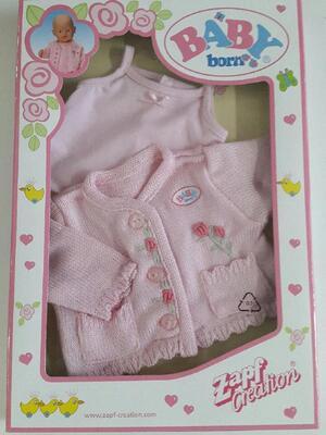 Baby Born Baby born Dreaming 797129-s