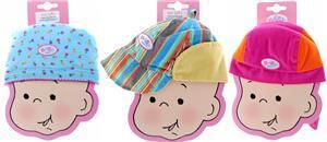 Baby Born Aktion Baby Born Mützen für Puppengrösse 43 cm, assortiert, eines wird geliefert 795408