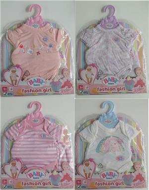 Baby Born Baby Kollektion ass. (4) 30112952