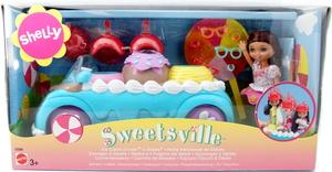 Sweetsville Eiswagen u.Puppe 8474