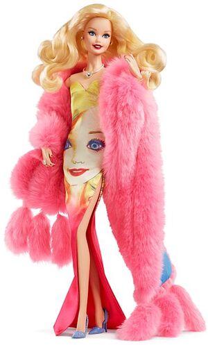 Barbie Doll Andy Warhol Barbie Collector 57018057