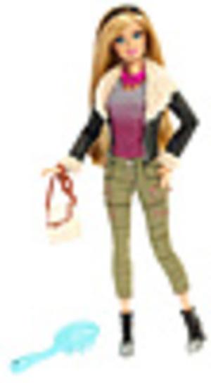 Barbie Deluxe-Moden Fashionista Barbie BLR58