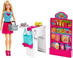 Barbie Barbie Supermarkt CKP77