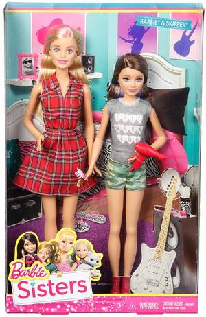 Barbie & Skipper DGX42