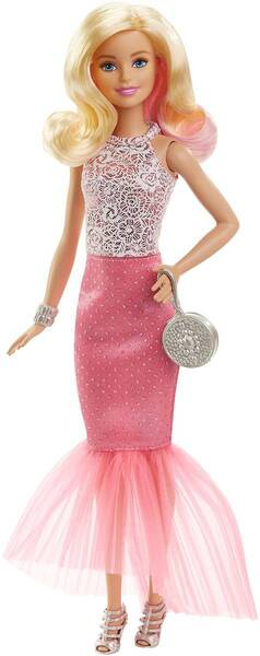 Barbie Pink & Fabulous DGY70