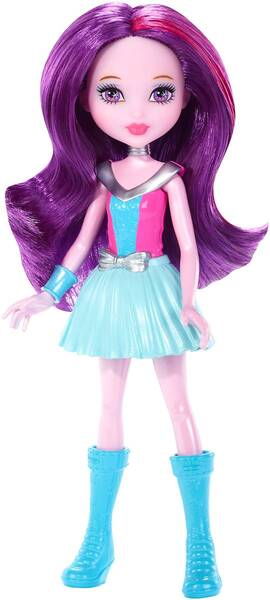Barbie Galaktische Junior Puppe Blau DNC01