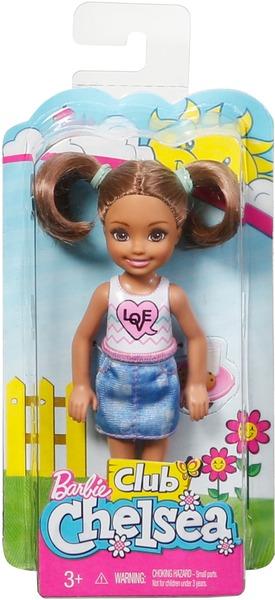 Barbie Chelsea Puppe Zeit zum Naschen DWJ28