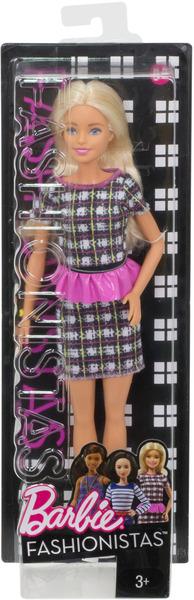 Barbie Fashionistas Puppe im Schösschen Style DYY88