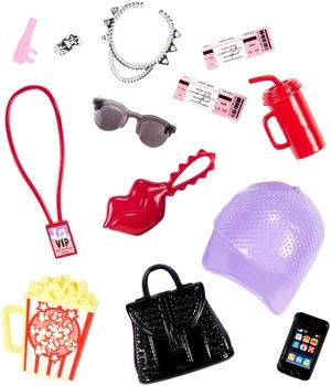 Barbie Fashions Accessoires - Kinoabend Set FKR91
