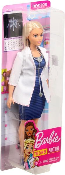 Barbie Ärztin Puppe FXP00