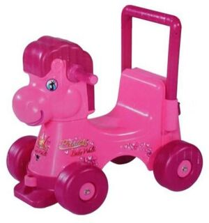 BIG Big Baby Walk Piny Princess 56303