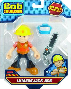 Bob der Baumeister Holzfäller Bob DHB07