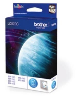 Brother LC-970C INK CARTRIDGE CYAN LC-970C