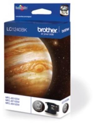 Brother Tinte LC-1240BK, schwarz LC1240BK