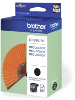 Brother BROTHER Tinte schwarz f.MFC-J6920DW LC129XLBK