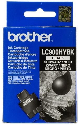 Brother Brother Ink Cartridge, black LC900HYBK