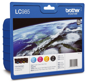 Brother Value Pack, LC-985VALBP LC985VALBP