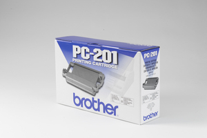 Brother Cassette, black PC201