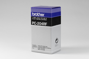 Brother Refill Roll, black, 4 units PC204RF