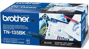 Brother Toner HY schwarz TN-135BK