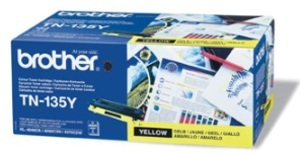 Brother Toner HY yellow TN-135Y