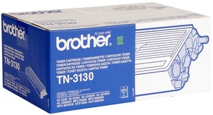 Brother Toner TN-3130, black TN-3130
