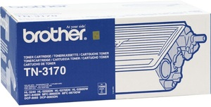 Brother Brother Toner TN-3170, black TN-3170