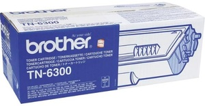 Brother Brother Toner, black TN6300