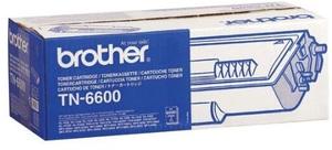 Brother Brother Toner, black TN6600