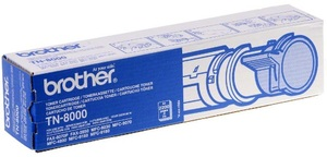 Brother Toner, black TN8000