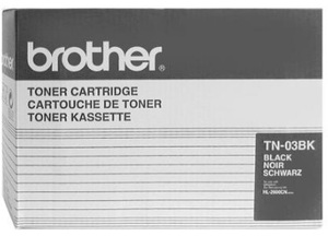 BROTHER Toner schwarz f. HL-2600CN TN03BK