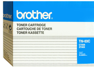 TN-03C BROTHER Toner cyan f. HL-2600CN TN03C