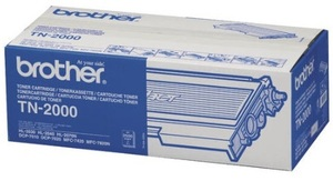Brother Brother Toner, black TN2000