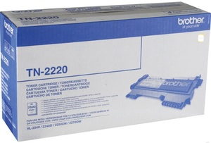 Brother Toner, black TN2220
