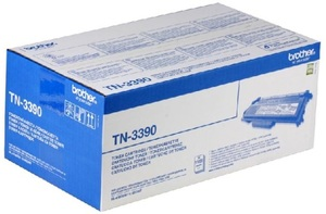 Brother TN-3390 Toner schwarz 12000 sh TN3390