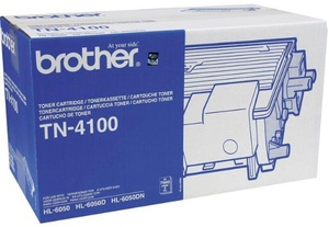 Brother Brother Toner, black TN4100