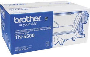 Brother Brother Toner, black TN5500
