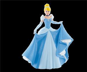 BULLYLAND Cinderella 10.5 cm, PVC Frei, von Hand bemalt 43012501